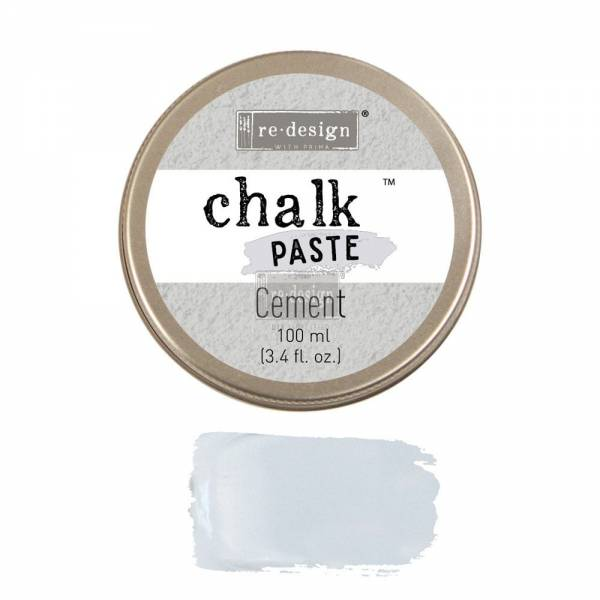 ReDesign Chalk Paste Kreidefarben Paste Cement Shabby World