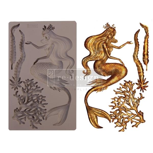 Shabby World design Mould Sea Maven redesignwithprima