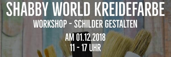 Workshop Shabby World
