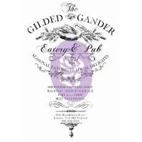 Transferfolie Gander Shabby World
