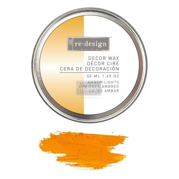 ReDesign Wachs Alchemy Amber Lights Decor Wachs
