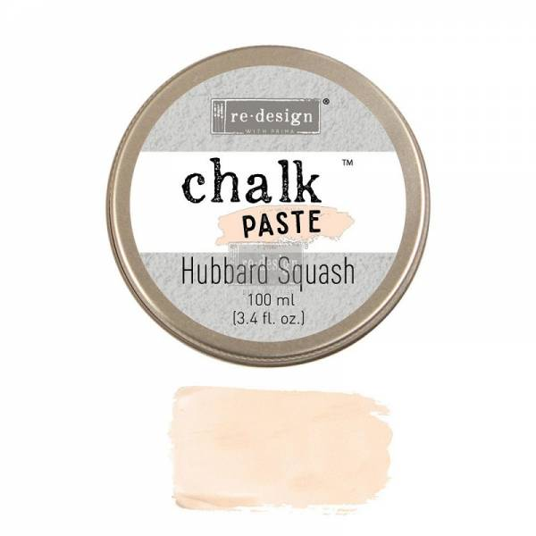 ReDesign Chalk Paste Kreidefarben Paste Hubbard Squash Shabby World