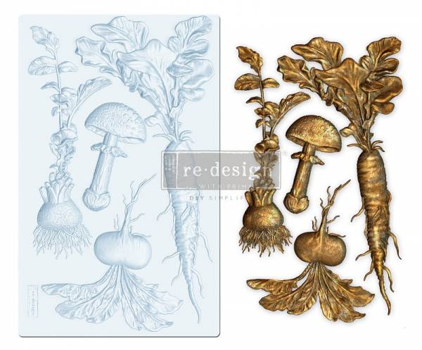 Shabby World design Mould Vintage Roots redesignwithprima