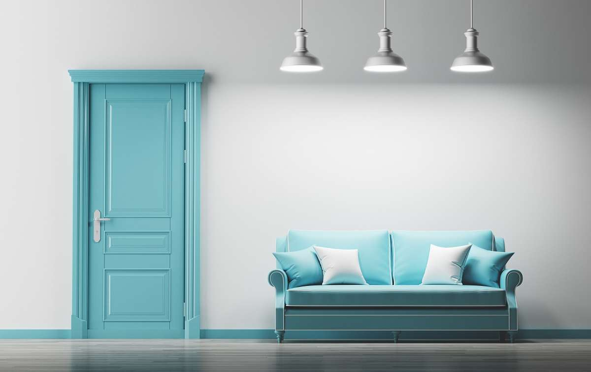 Super Türen streichen mit Kreidefarbe von Shabby World TN62