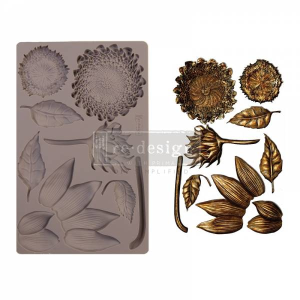 Shabby World design Mould Forest Treasures redesignwithprima