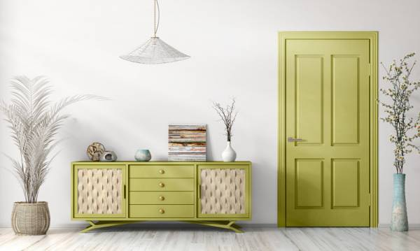 Mylands New Lime No.149 Eggshell Kreidefarbe Shabby World