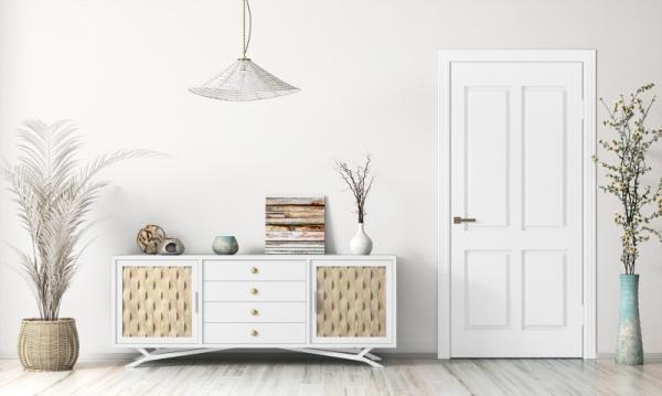 Mylands Maugham White No.2 Gloss Kreidefarbe Shabby World