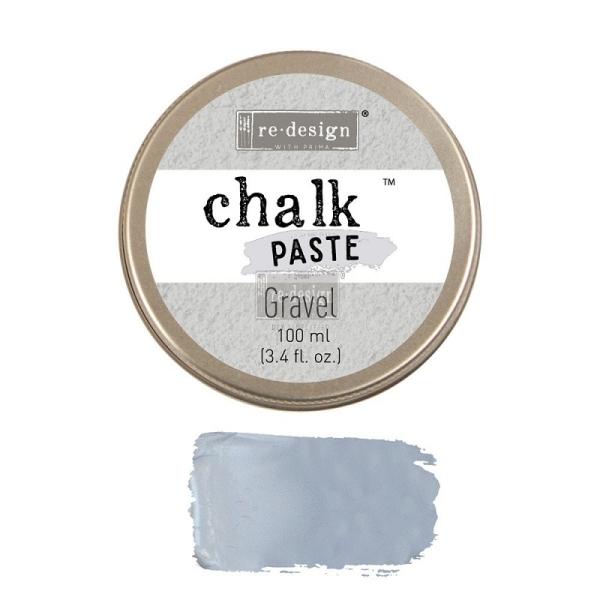 ReDesign Chalk Paste Kreidefarben Paste Gravel Shabby World