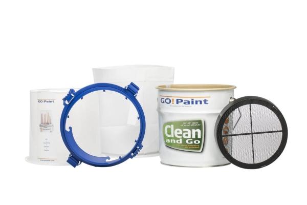 Clean and Go Pinselreiniger Shabby World 3