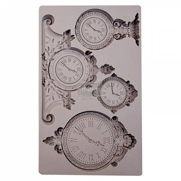 Redesign Decor Mould Elisian Clockwork Shabby World