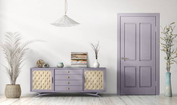 Mylands Lavender Garden No.30 Gloss Kreidefarbe Shabby World