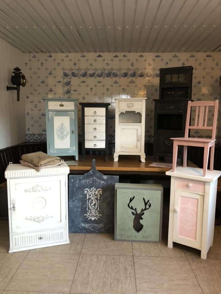 Möbel Streichen Mit Kreidefarbe Eine Anleitung
