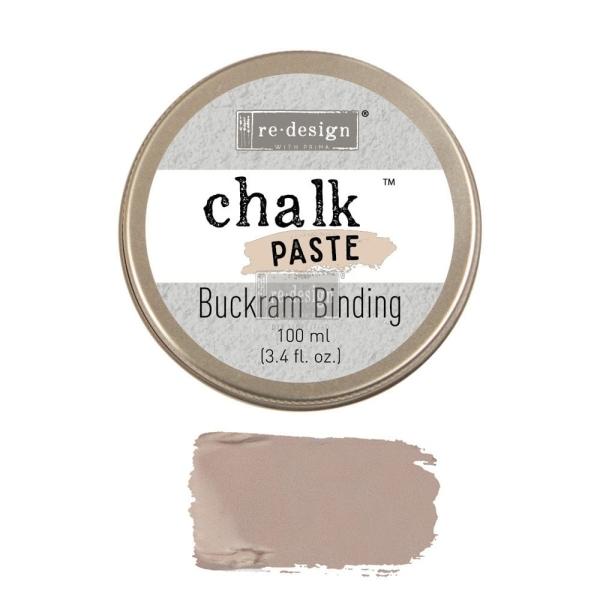 ReDesign Chalk Paste Kreidefarben Paste Buckram Binding Shabby World