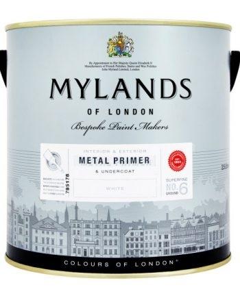 Mylands Metall Primer Grundierung 2,5 Liter Shabby World