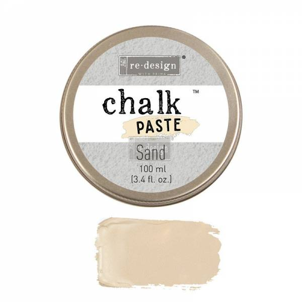 ReDesign Chalk Paste Kreidefarben Paste Sand Shabby World