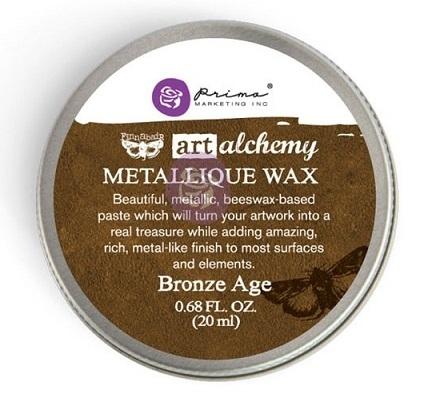 ReDesign Wachs Alchemy Metallique Bronze Age
