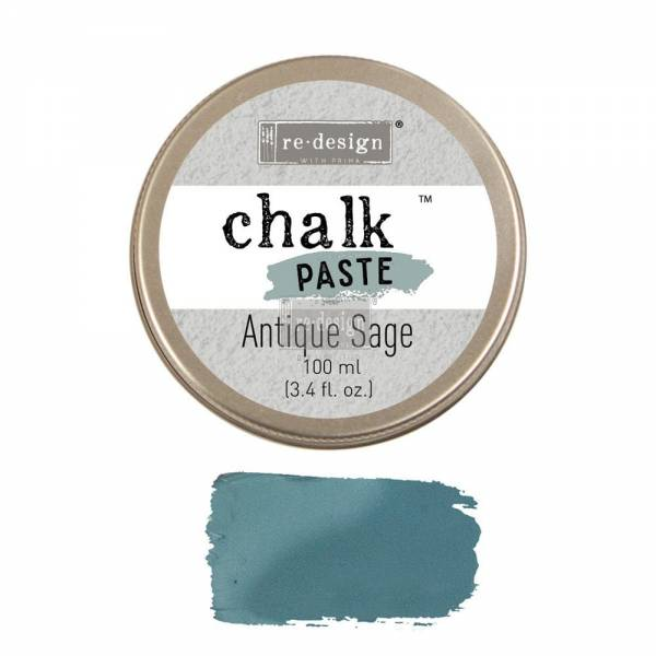 ReDesign Chalk Paste Kreidefarben Paste Antique Sage Shabby World
