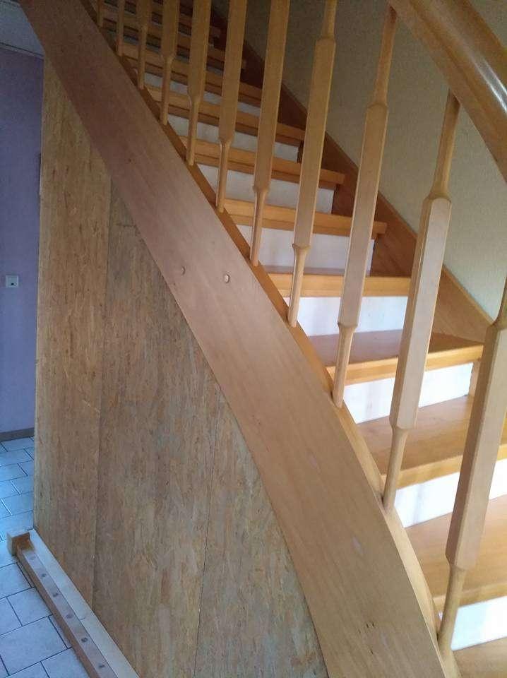 Bekannt Anleitung zum Treppe streichen mit Kreidefarbe von VV79