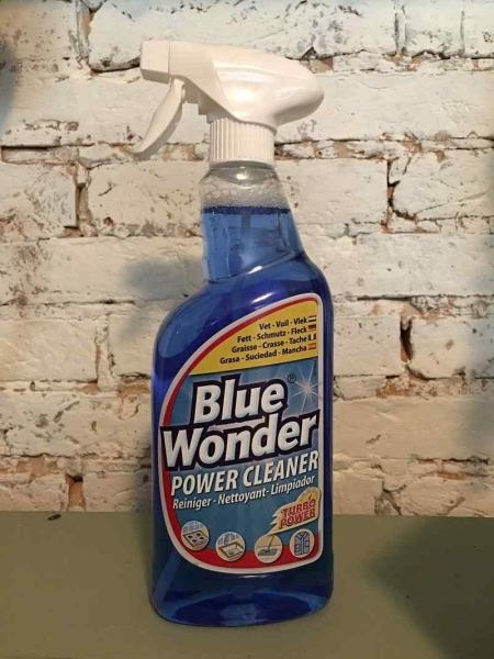 Blue Wonder Shabby World