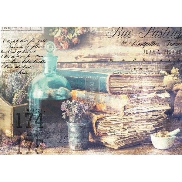 ReDesign Transferfolie Precious Collection Shabby World Rub on