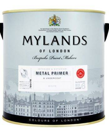 Mylands Metall Primer Grundierung 1 Liter Shabby World