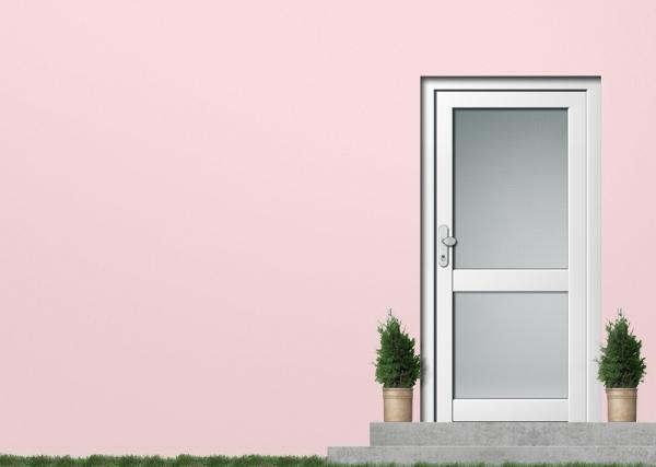 Mylands Palmerston Pink No.243 Kreidefarbe Fassade Shabby World