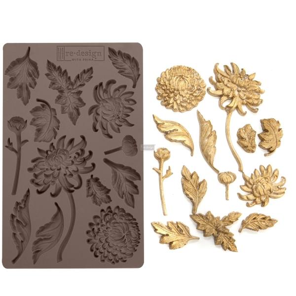 Redesign Mould Botanist Floral Shabby World