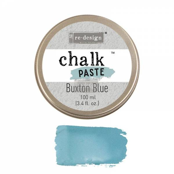 ReDesign Chalk Paste Kreidefarben Paste Buxton Blue Shabby World
