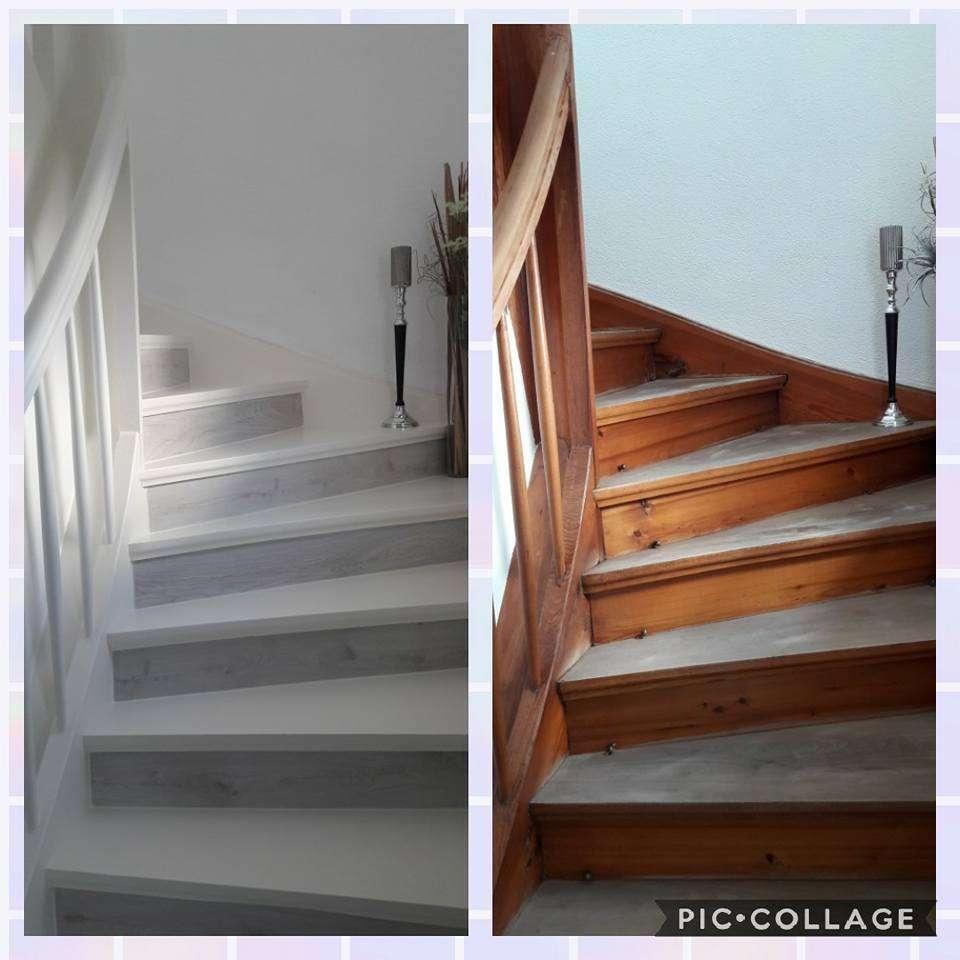 Gut bekannt Anleitung zum Treppe streichen mit Kreidefarbe von YM39