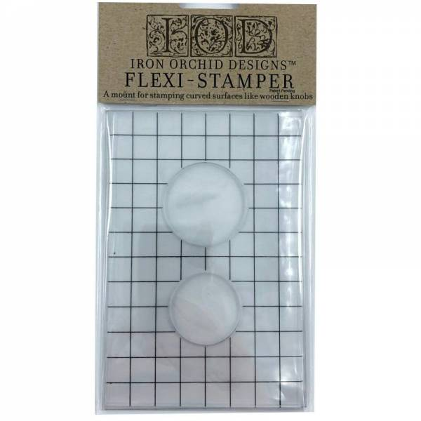 IOD Flex Stempelblock Shabby World